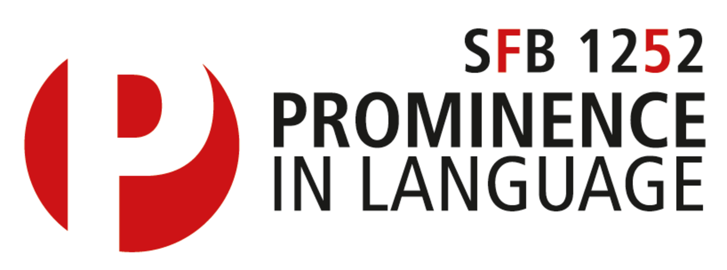 SFB 1252 Prominence in Language